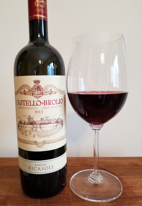 f3e761560 Colledilà is considered one of the most representative wines of the terroir  of Brolio. The grapes are selected from the estate Chianti Classico.